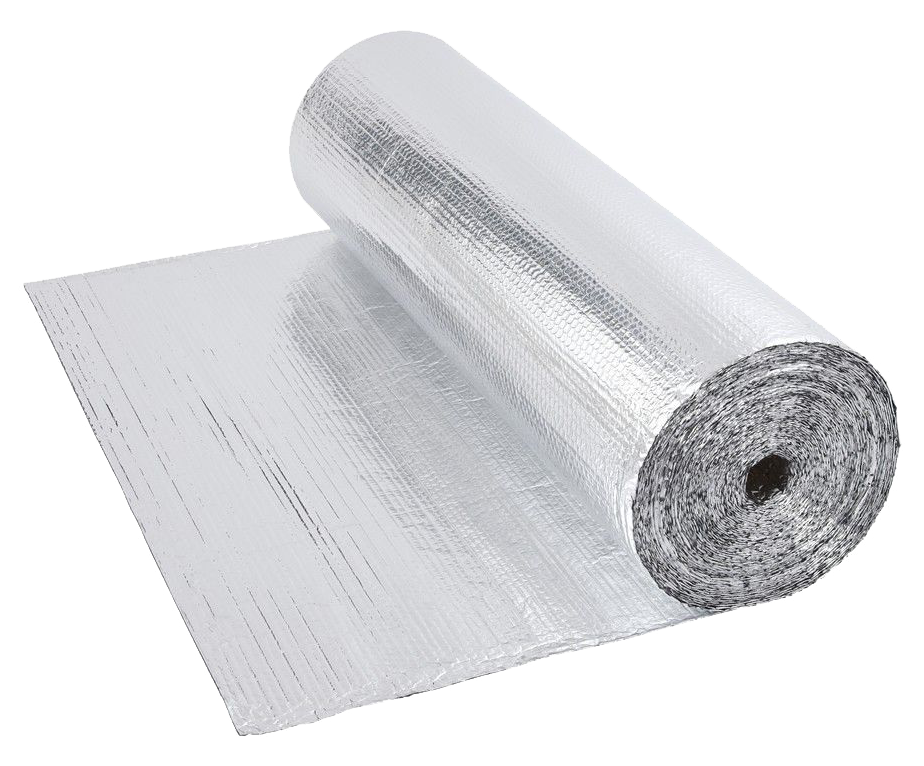 roll of industrial aluminium foil